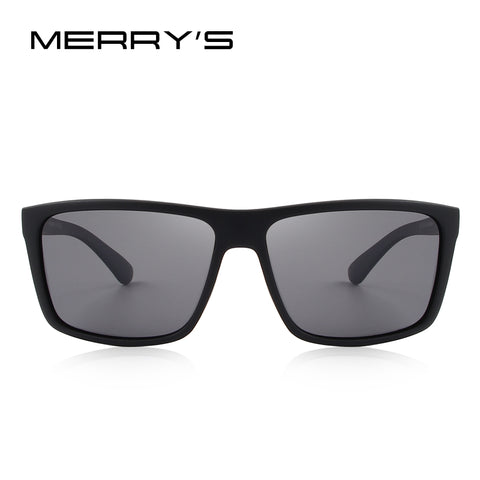 157666b912 ... MERRY S DESIGN Men Polarized Sunglasses Fashion Male Eyewear 100% UV  Protection S 8225