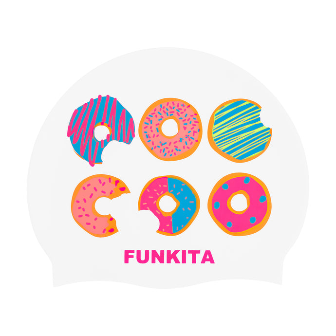 Funkita Silicone Cap<br/>Dunking Donuts