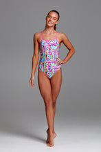 Funkita Girls Tie Me Tight One Piece<br/>Jiggy Saw