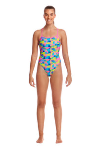 Funkita Ladies Twisted One Piece Sunkissed
