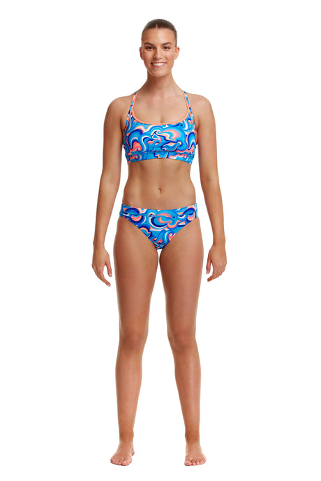 Funkita Ladies Eco Sports Top<br/>Double Scoop