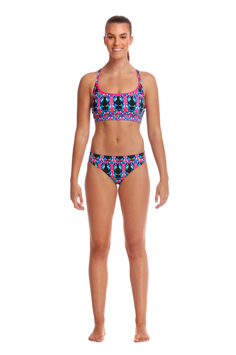 Funkita Ladies Eco Sports Top<br/>Fairy Flight