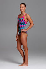 Funkita Girls Eco Single Strap One Piece<br/>Fairy Flight
