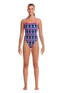 Funkita Ladies Eco Twisted One Piece<br/>Fairy Flight
