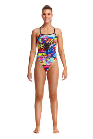 NEW STYLE! Funkita Ladies Single Strength One Piece Incy Wincy