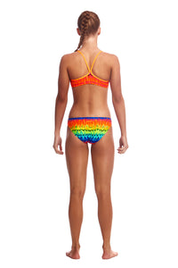 Funkita Girls Racerback Two Piece<br/>Wing It