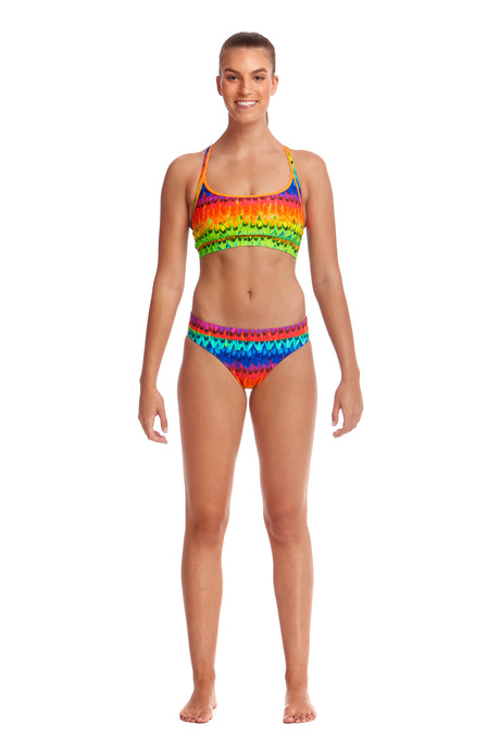 Funkita Ladies Sports Two Piece Set<br/>Wing It