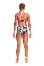 Funkita Girls Diamond Back One Piece<br/>Angry Ram