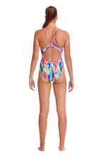 LAST ONE! Funkita Ladies Diamond Back One Piece<br/>Slapped On
