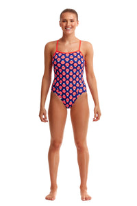 NEW! Funkita Ladies Single Strap One Piece<br/>Been Bugged