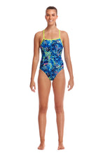 Funkita Ladies Single Strap One Piece<br/>Butterfly Effect