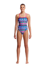 Funkita Ladies Single Strap One Piece<br/>Miss Foxy