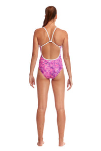 Funkita Ladies Single Strap One Piece<br/>Sweet City