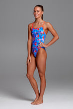 Funkita Girls Single Strap One Piece<br/>Flaming Vegas