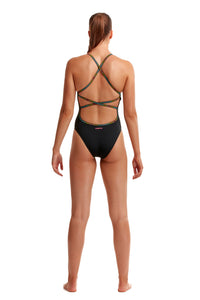 NEW! Funkita Ladies Strapped In One Piece<br/>Lined Up