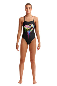 NEW! Funkita Ladies Strapped In One Piece<br/>Sexy Rexy