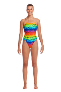 Funkita Ladies Strapped In One Piece<br/>Wing It