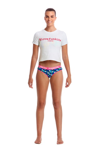 Funkita Ladies Underwear Brief Touche