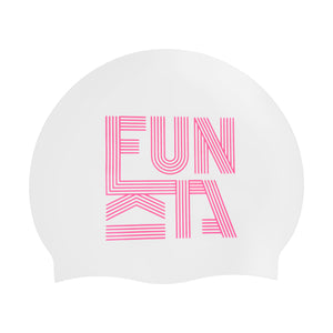 Funkita Silicone Cap<br/>Lined Up