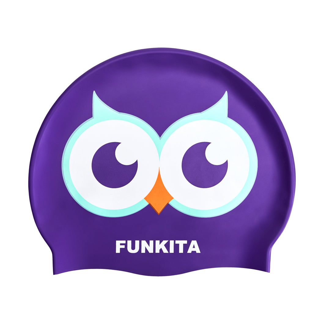 LAST ONE! Funkita Silicone Cap<br/>Twit Twoo
