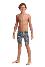 Funky Trunks Boys Training Jammers<br/>Bar Tack