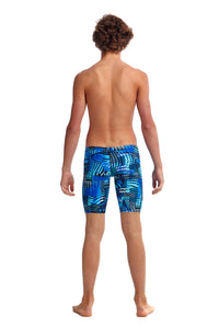 Funky Trunks Boys Training Jammers<br/>Electric Nights