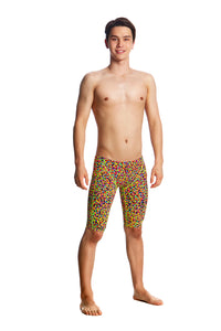 Funky Trunks Boys Training Jammers<br/>Fireworks