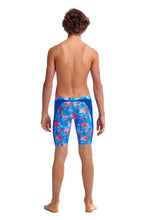 Funky Trunks Boys Training Jammers<br/>Flaming Vegas
