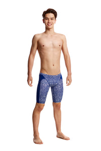 LAST ONE! Funky Trunks Boys Training Jammers<br/>Huntsman