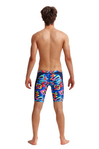 NEW! Funky Trunks Boys Training Jammers<br/>Organica