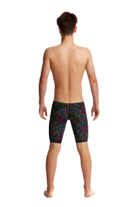 Funky Trunks Boys Training Jammers<br/>Poison Pop