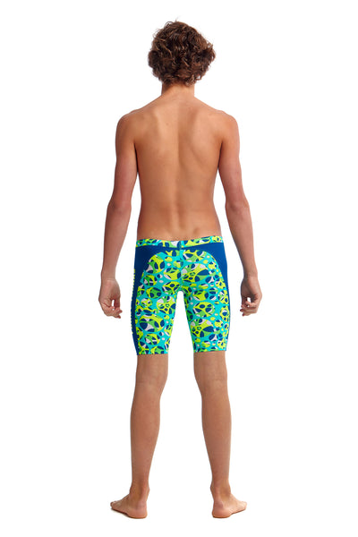Funky Trunks Boys Training Jammers Stem Sell