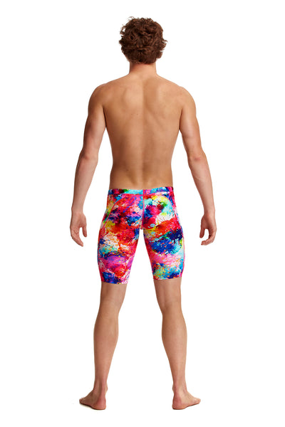 NEW! Funky Trunks Mens Training Jammers Dye Another Day