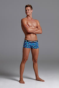 LAST ONE! Funky Trunks Mens Underwear Trunks<br/>Touche