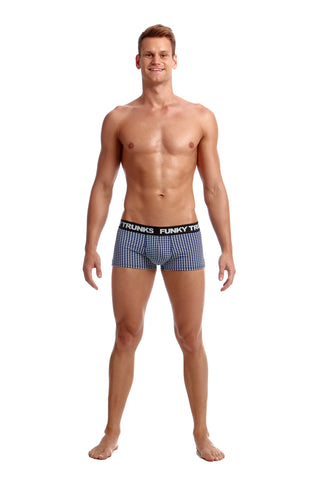 Funky Trunks Mens Underwear Trunks Two Face