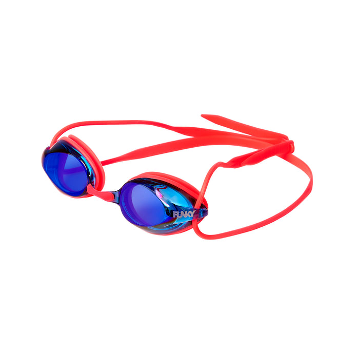 Funky Training Machine Mirrored Goggle<br/>Fire Fight