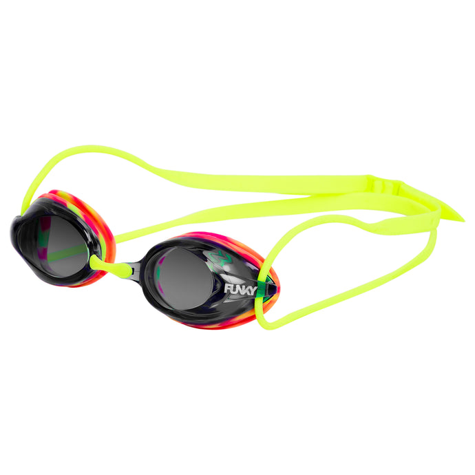 Funky Training Machine Mirrored Goggle<br/>Summer Punch