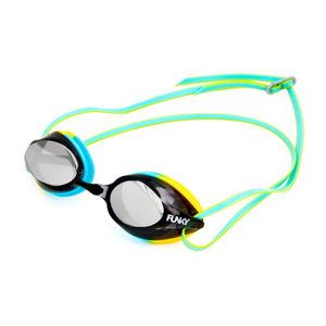 Funky Training Machine Mirrored Goggle<br/>Whirl Pool