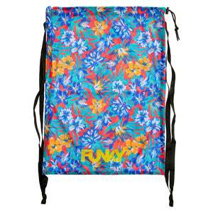 Funky Mesh Gear Bag<br>Aloha from Hawaii