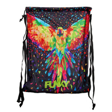 Funky Mesh Gear Bag<br>King Parrot