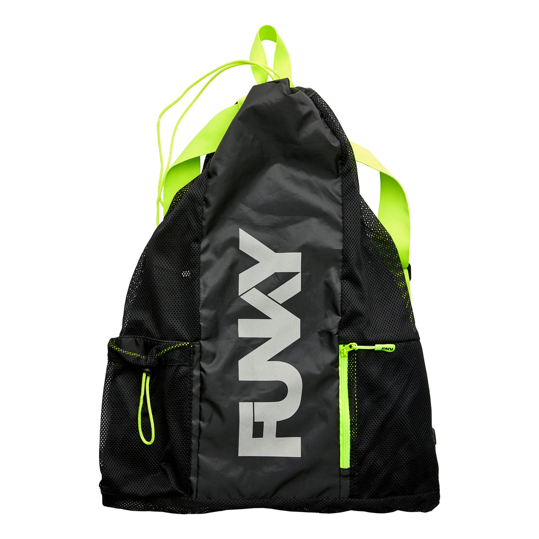 Funky Gear Up Mesh Backpack<br>Night Lights