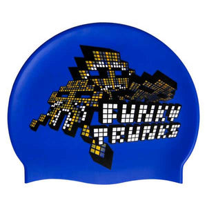 Funky Trunks Silicone Cap<br/>Space Raiders