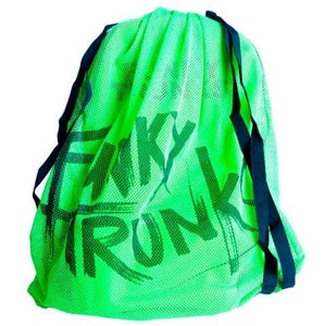 Funky Trunks Mesh Gear Bag<br>Still Brasil