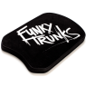 Funky Trunks Kickboard<br/>Still Black