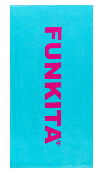 Funkita Large Cotton Towel<br/>Still Lagoon
