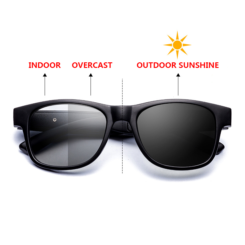 Intelligent vehicle-mounted sunglasses