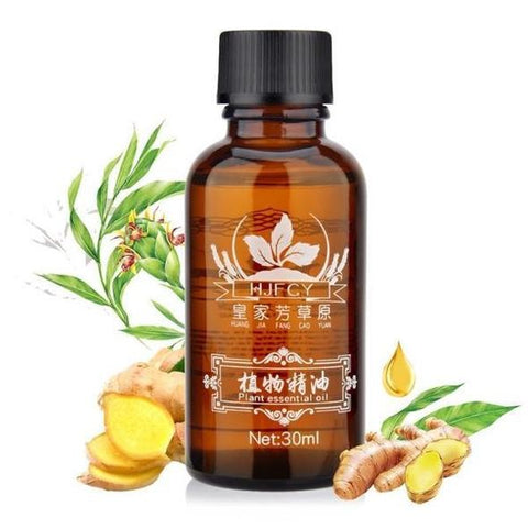 100% HERBAL GINGER OIL