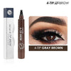 Image of 4-TIP BROW Microblading Eyebrow Pen