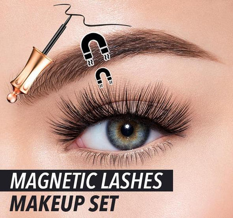 Magnetic Eyeliner & Lashes Set