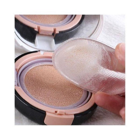 Silicone Clear Jelly Makeup Sponge